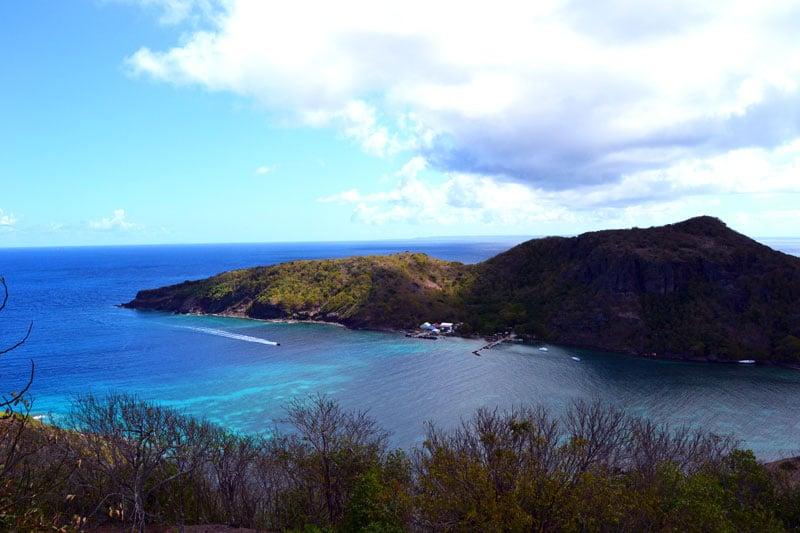 Reisetipps für Verliebte: Ile des Saintes bei Guadeloupe