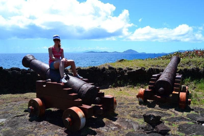 Reisetipps für Verliebte: Wandern auf Basse-Terre, Guadeloupe