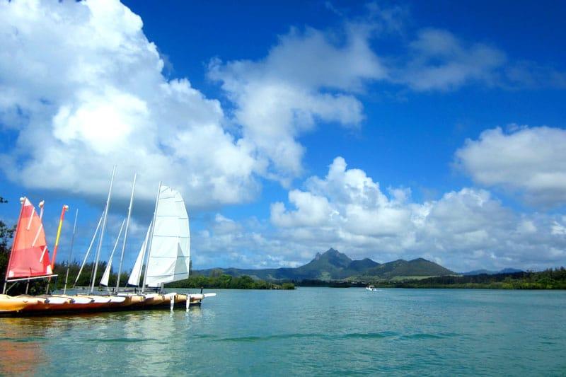 Reisetipps für Verliebte: Segeln auf Mauritius