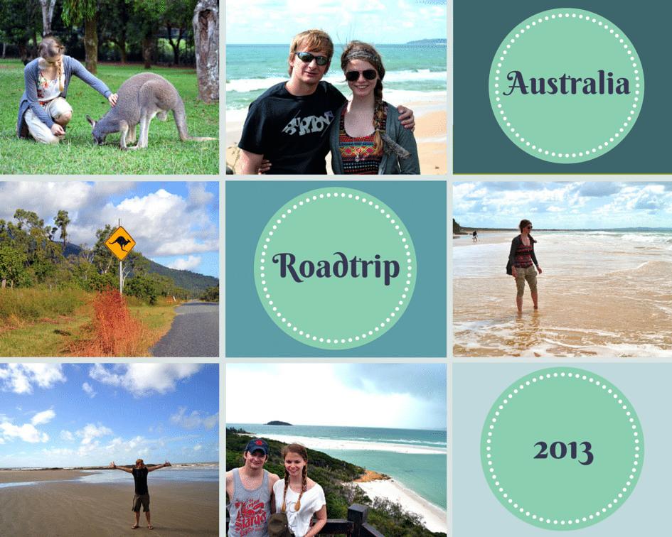 Reisepartner gesucht: Australien Collage