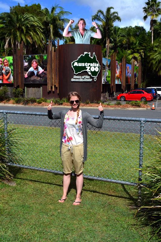Australia Zoo bei Brisbane