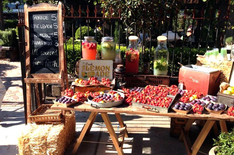 Australien Brisbane Streetfood Markt