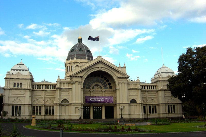 Melbourne Royal Exhibition Centre
