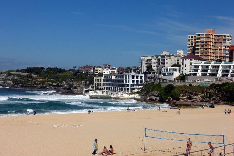 Australien Sydney Bondi Beach