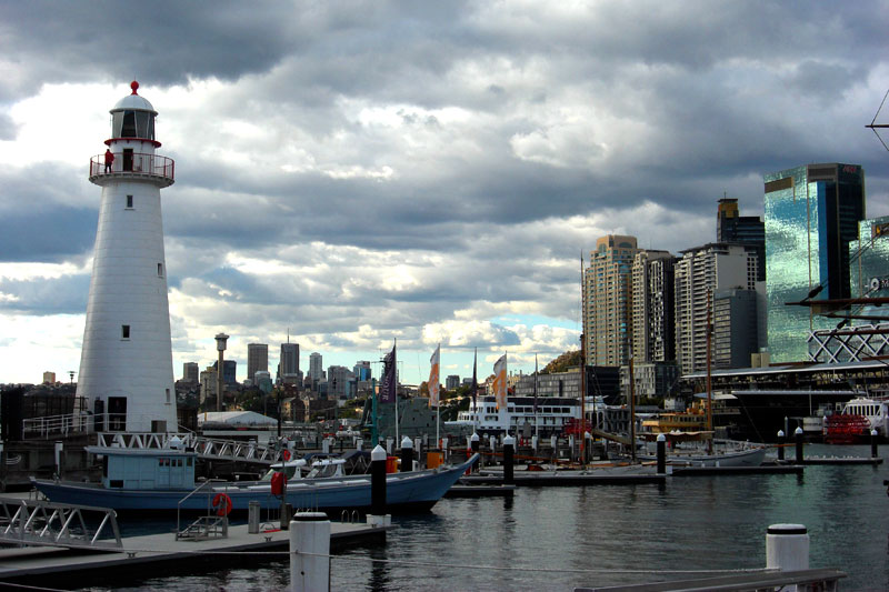 Australien Sydney Darling Harbour