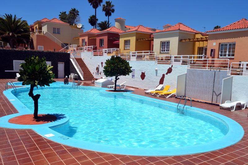 Pool Bungalows Serenada Corralejo fuerteventura