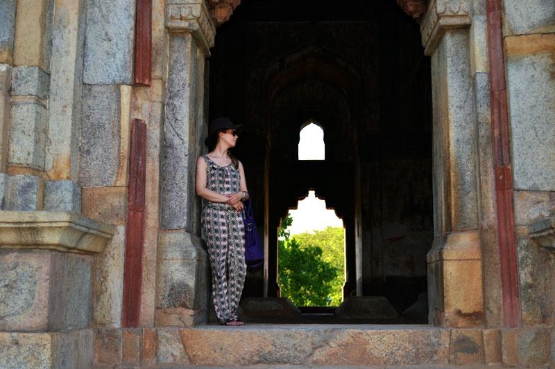 mein reisen erlebnis in delhi
