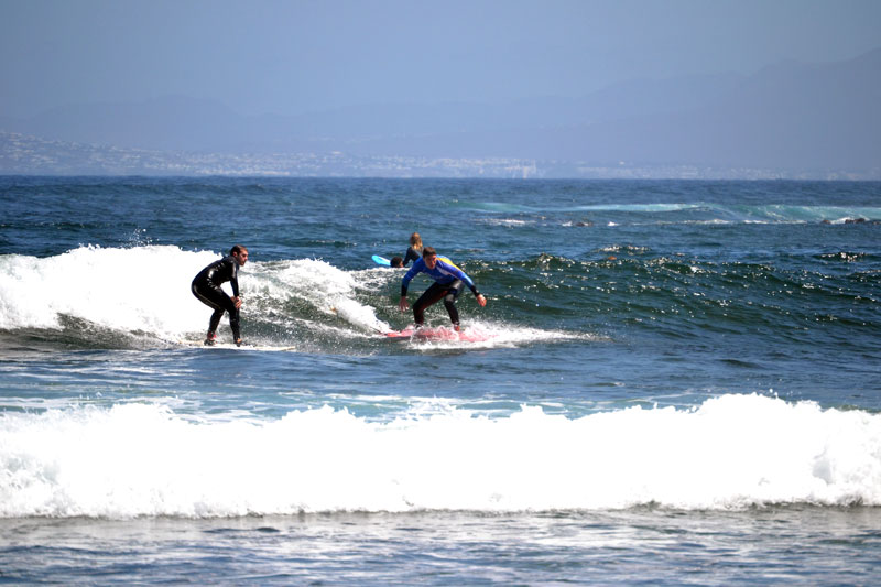Intermediate Surfkurs:urfschule Planet Surfcamps Fuerteventura