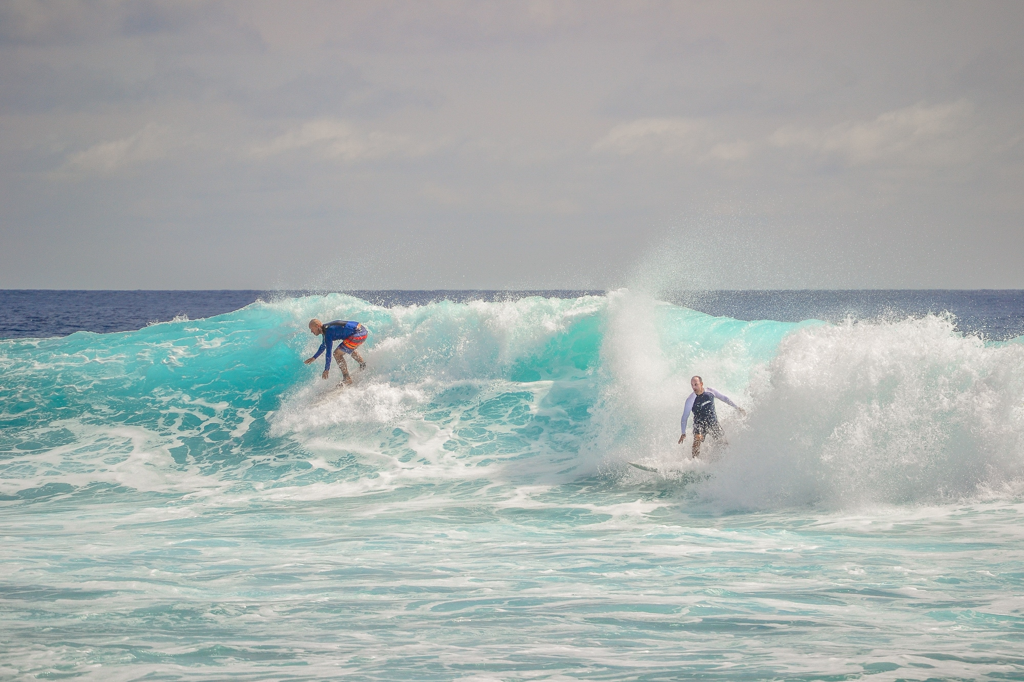 Planet Surfcamps Fuerteventura Surfunterricht am Northshore