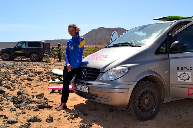 Intermediate Surfkurs: Surfen lernen bei Planet Surf Fuerteventura