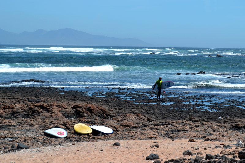 Northshore Fuerteventura Surfen