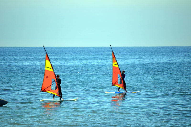 Windsurfen lernen bei Watersports Fuerteventura Costa Calma