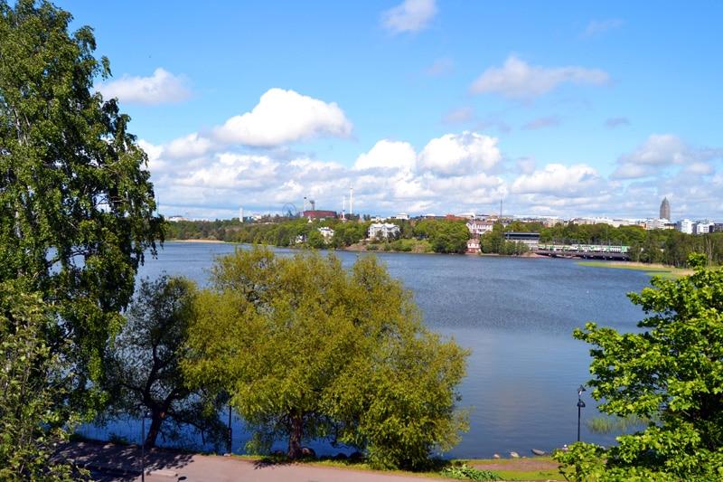 See Toloviken in Helsinki, Finnland