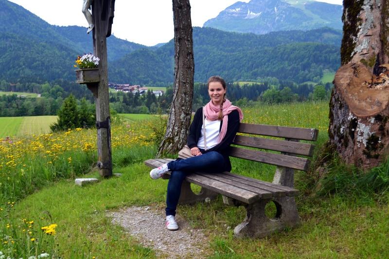 Reit im Winkl in Bayern Wandern