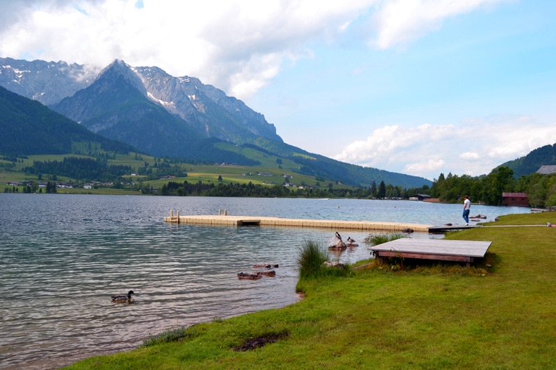 Blogger Relations: Walchsee in Bayern