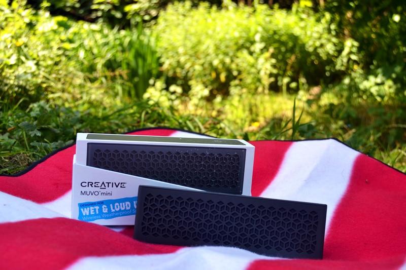 Creative Muvo Mini: Muvo Mini Bluetooth Lautsprecher von Creative