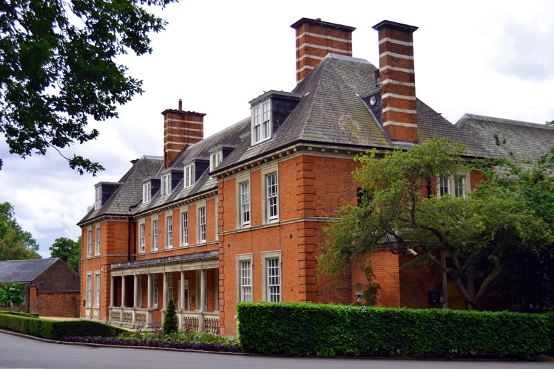 Hyde Park Lodge in London