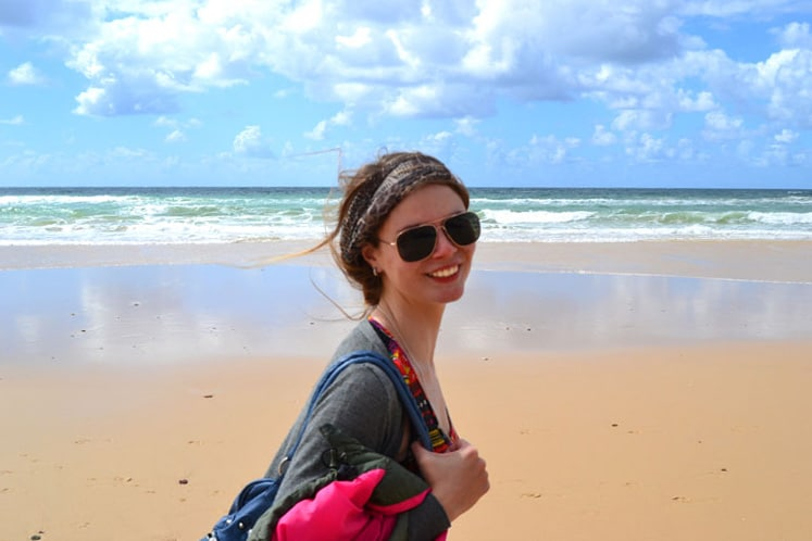 Hawaii-Feeling: Rainbow Beach Australien