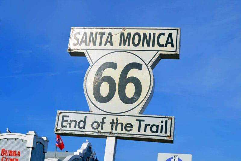 Marvin Braude Bike Trail Von Torrance Nach Santa Monica