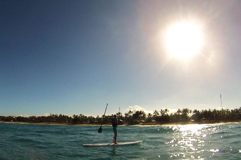 Hawaii-Feeling: SUP in Cabarete, Dominikanische Republik