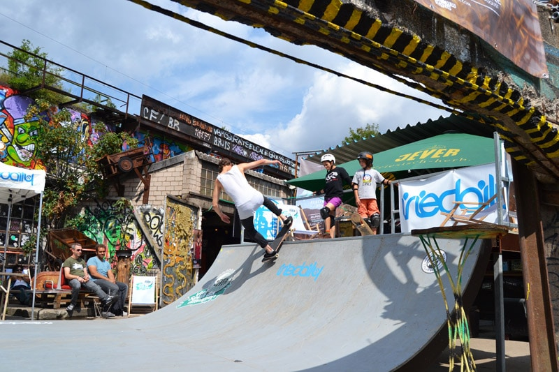 Hawaii-Feeling: Surf and Skate Festival in Köln