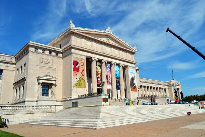 Chicago Sehenswürdigkeiten: Field Museum in Chicago