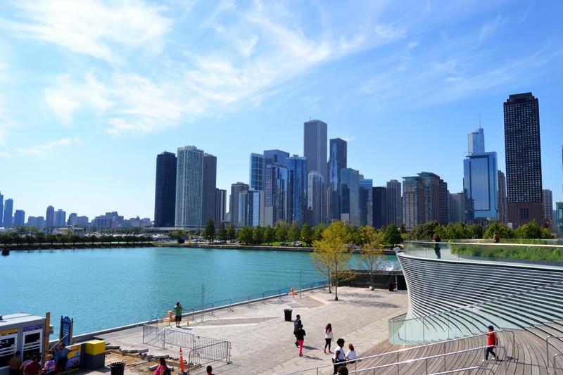 Chicago Sehenswürdigkeiten: Navy Pier in Chicago
