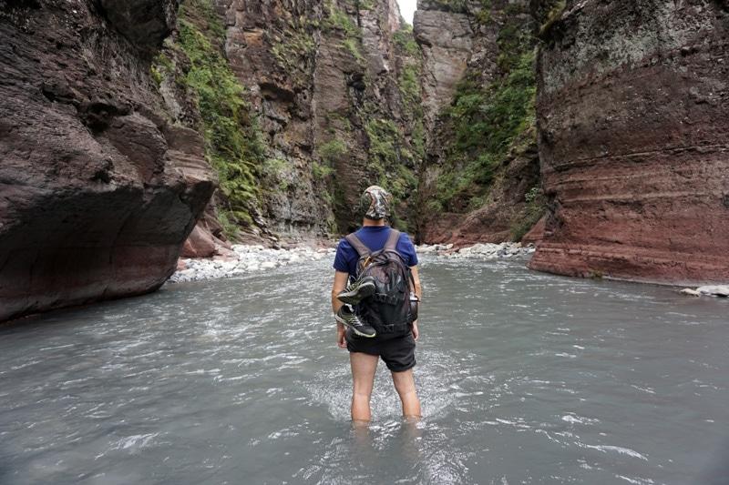 Fit bleiben auf Reisen: Fabian vom Awesomatik Blog