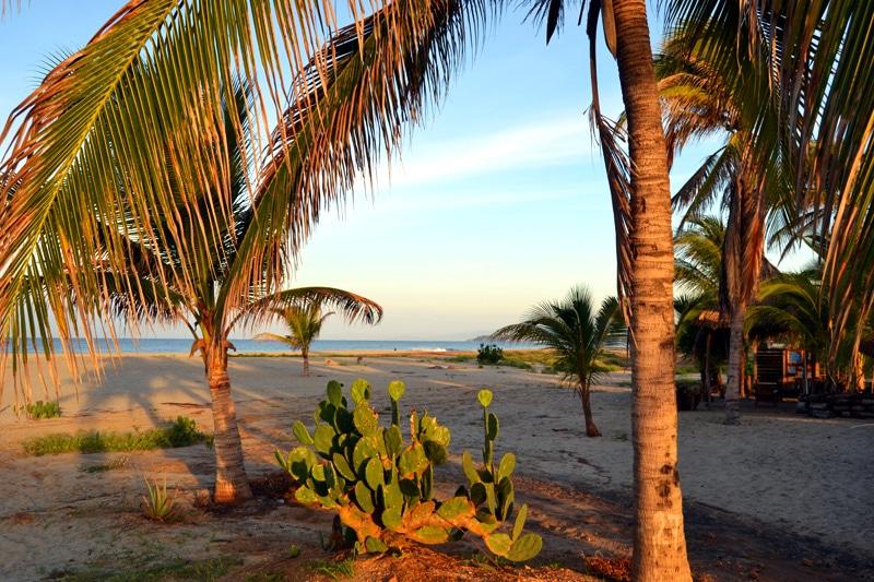Puerto Escondido Playa Zicatela Mexico