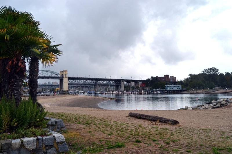 Reisemonat September: Sunset Beach im Stanley Park von Vancouver
