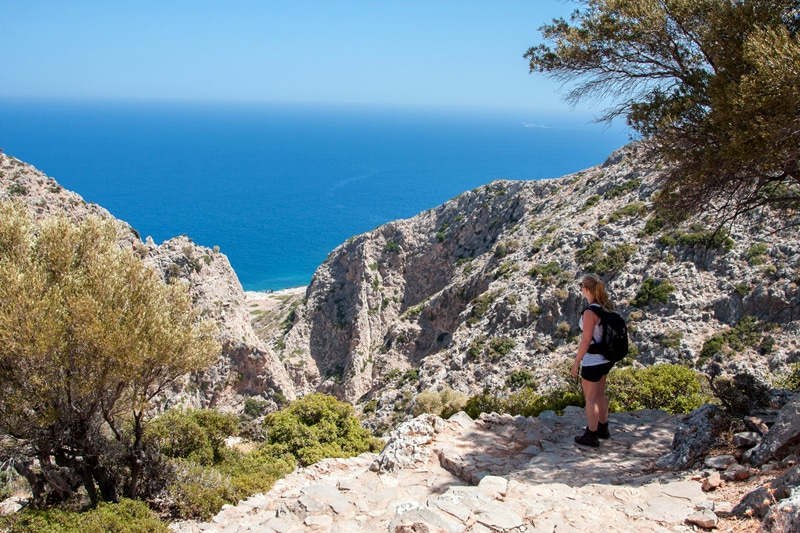 Fit bleiben auf Reisen: Waldhelden Wandern auf Kreta