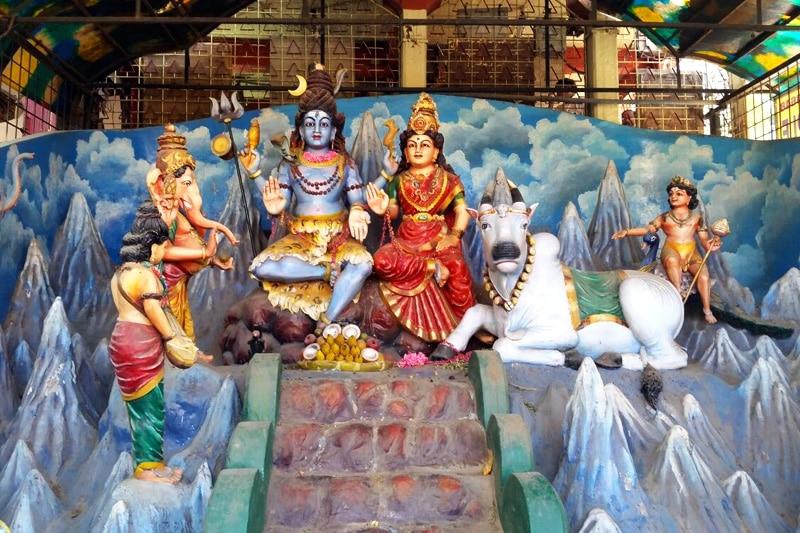Hindu Tempel in Bangalore