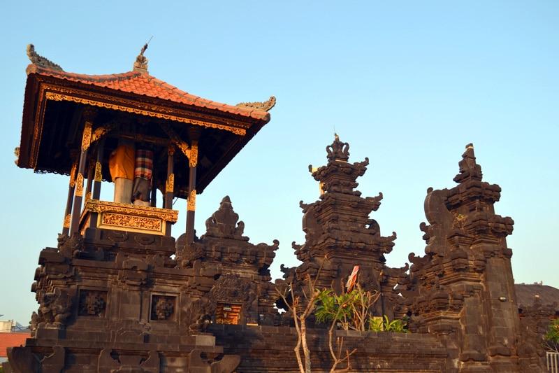 Tempel in Canggu, Bali