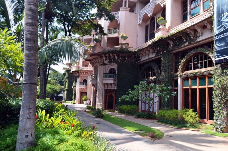 Leela Palace Hotel Bangalore
