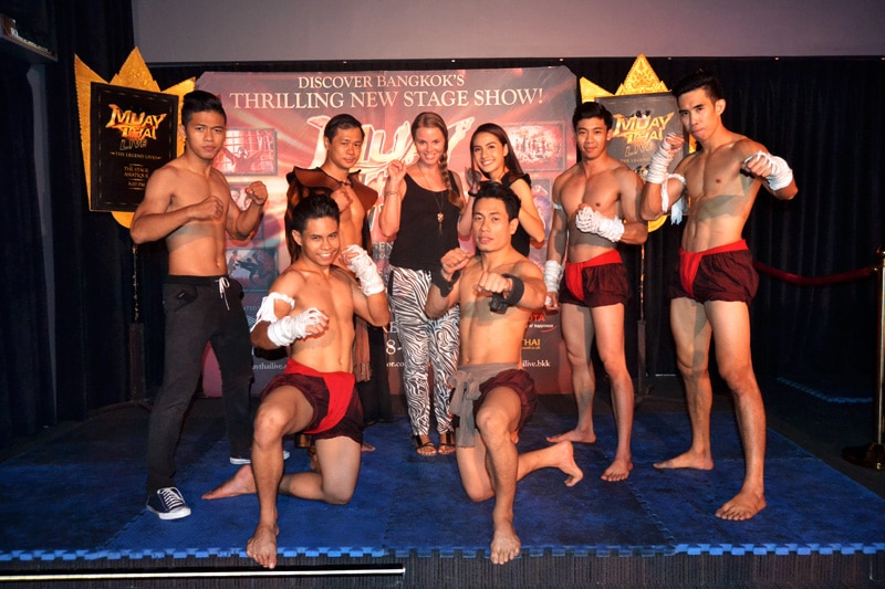 Muay Thai in Bangkok: The Legend Lives at Asiatique Waterfront
