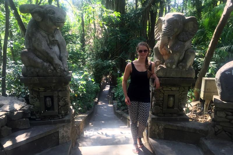 Bali: Monkey Jungle in Ubud