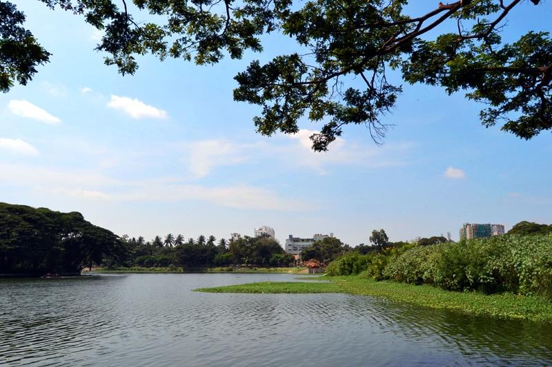 Ulsoor Lake Bangalore