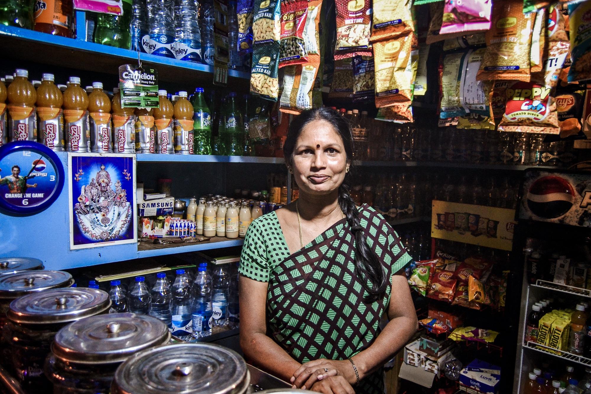 Von Bangalore nach Mysore (Mysuru) in Indien