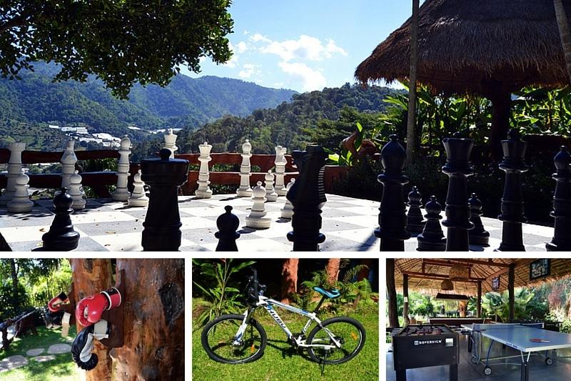 Panviman Chiang Mai Resort Outdoor Aktivitäten