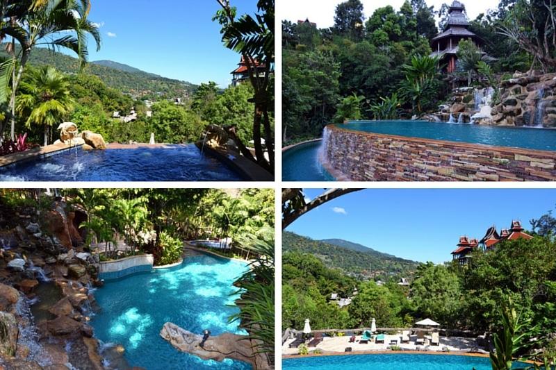 Panviman Chiang Mai Resort Infinity Pool