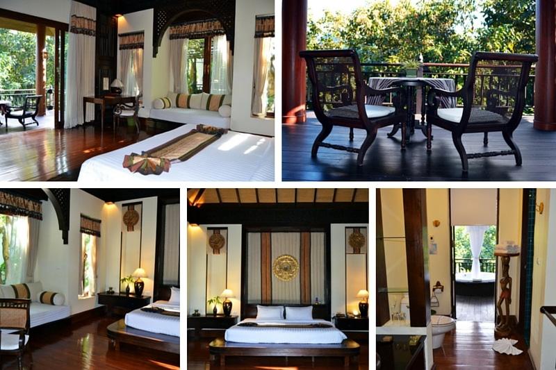 Panviman Chiang Mai Resort Jacuzzi Villa