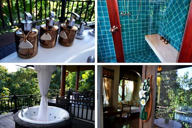 Panviman Chiang Mai Resort Jacuzzi Whirlpool Villa