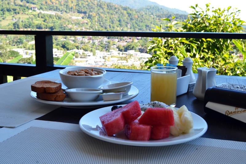 Panviman Chiang Mai Resort Frühstück