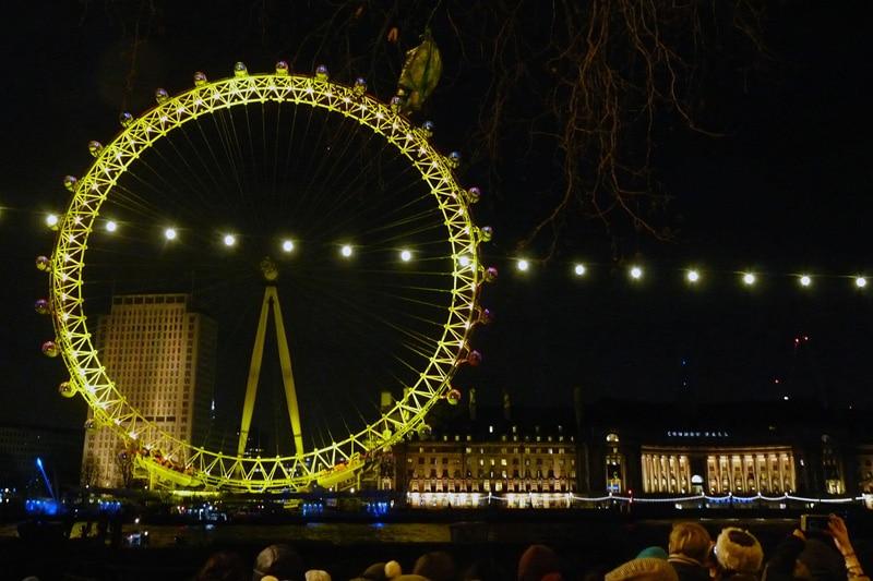 Silvester Reiseziele 2016: London