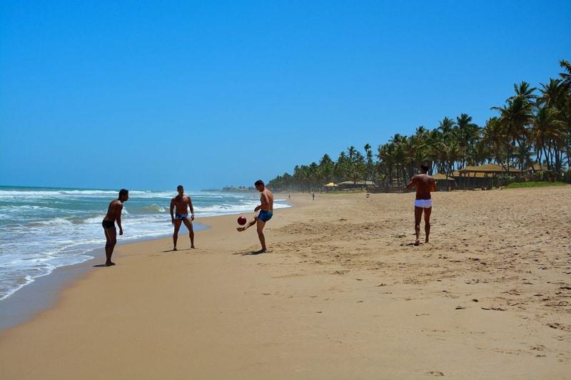 Silvester Reiseziele 2016: Salvador de Bahia