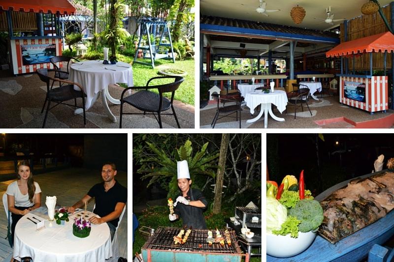 Aochalong Resort Phuket Restaurant und Barbecue