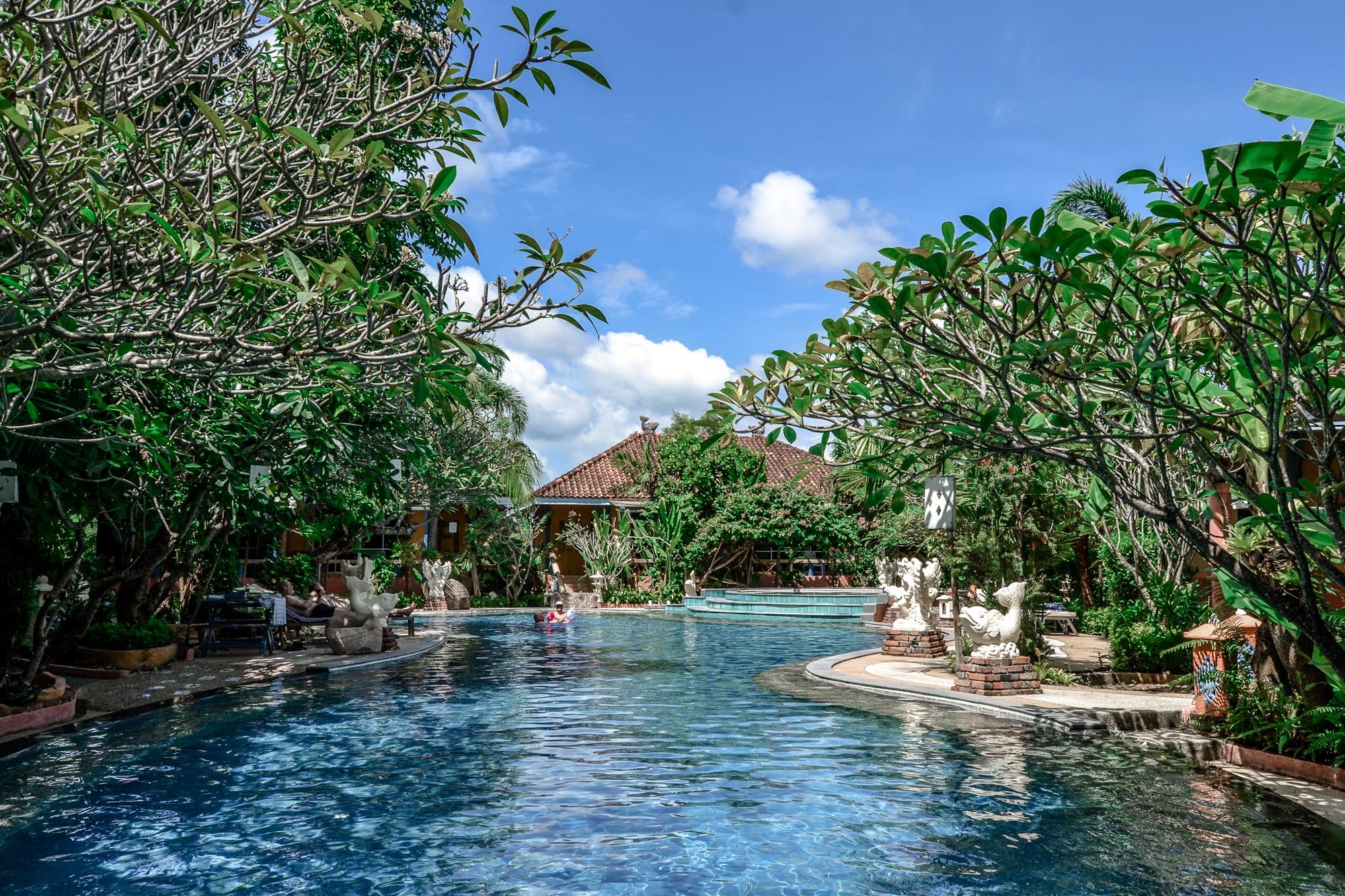 Hotel Review Erfahrungsbericht Aochalong Villa und Spa