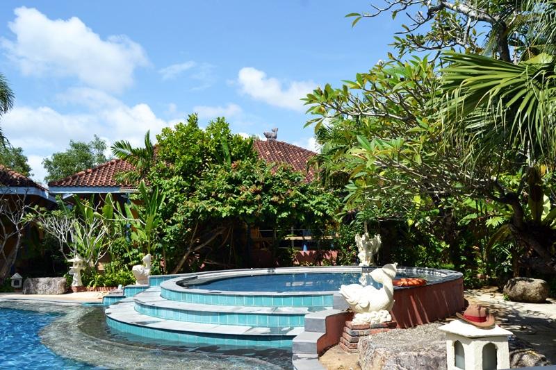 Aochalong Villa Resort and Spa Meerblick