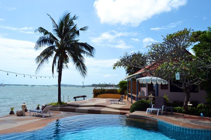 Aochalong Villa Spa Phuket Unterkunft Im Muay Thai Camp