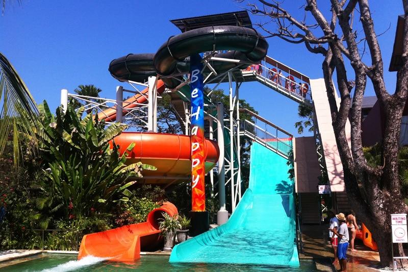 Abenteuer: Bali Waterbom Wasserpark Rutschen